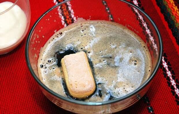 печенье и кофе
