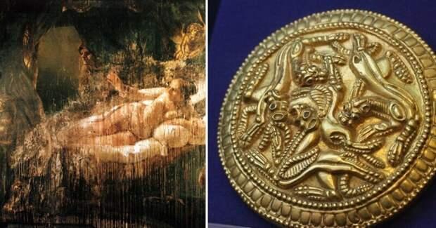 Самые известные случаи порчи ихищения экспонатов изроссийских музеев