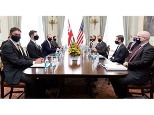 Саммит глав МИД G7 обозначил возвращение Британии на роль лидера Запада вместо США