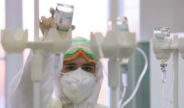 Число заразившихся COVID-19 в России выросло на 26,6 тысячи
