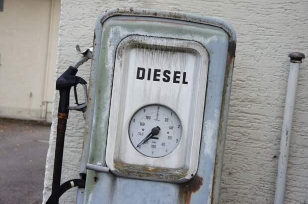 Украина покупает российское дизельное топливо через посредников