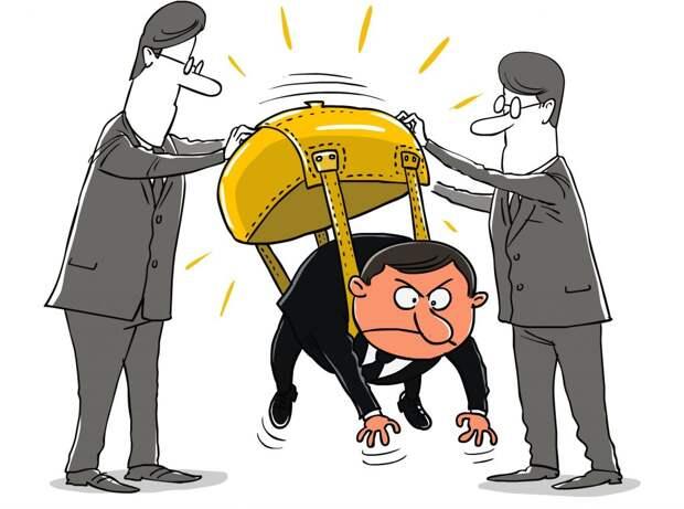 «Золотые парашюты» экс-губернаторов — тяжкое бремя для бюджета
