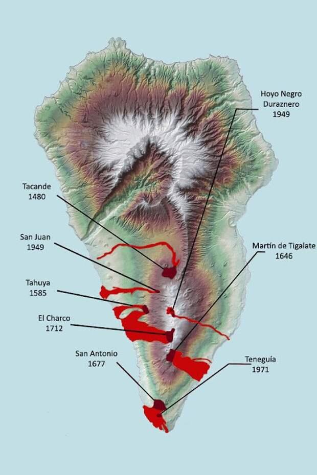 Сильное извержение на Ла Пальма даже Мурманск превратит в Атлантиду