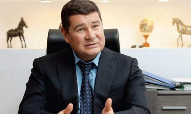 Депутат Онищенко готов слить компромат на Украину ФБР