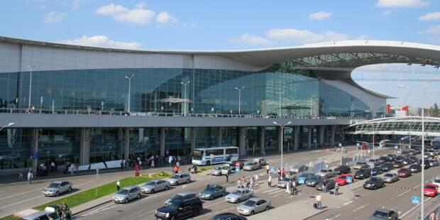 Самолет, вылетевший в Ростов-на-Дону вернулся в «Шереметьево»