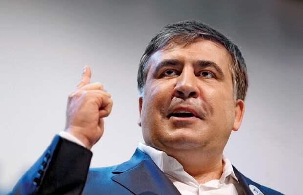 Саакашвили назвал Украину проходным двором для преступников