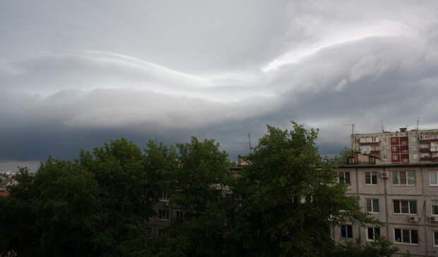 Вчетверг Волгоград вновь накроют дожди