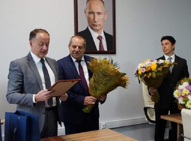 Сенатора Овсянникова отправили в заксобрание Севастополя