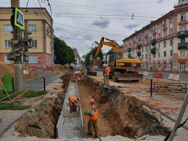 В Ижевске создали сайт с информацией по перекладке теплосетей и отключению горячей воды на время ремонта труб