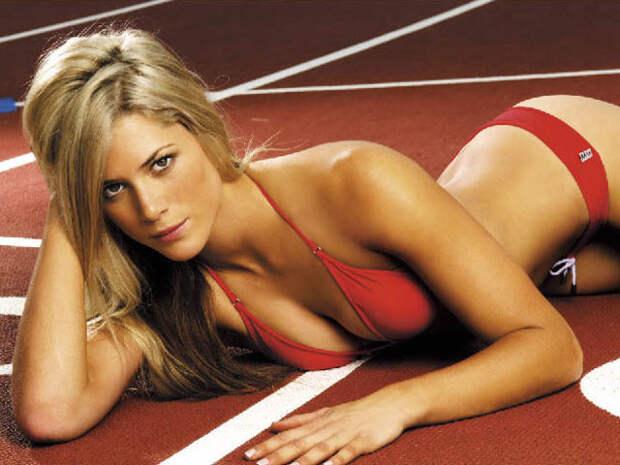 Красивые и милые девушки спортсменки (12 фото)