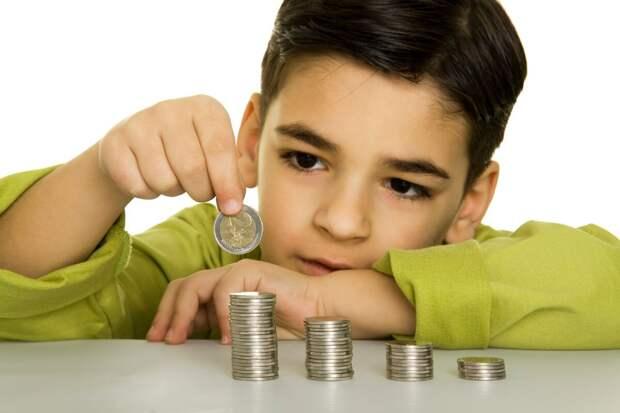 Как я учила ребенка обращаться с деньгами. Стоит ли платить за домашний труд?