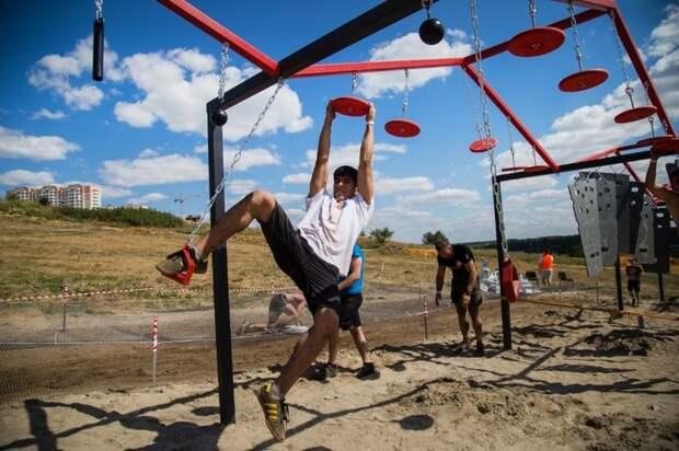 Лето спорта скоро начнется вСуворовском