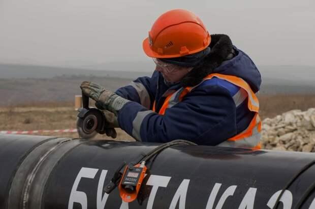 Доработка проекта газопровода в Севастополе обойдется в 7,7 млн рублей
