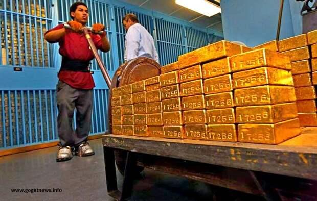 У России приготовлен ответ для Болгарии в случае требования вернуть 22 тонны золота