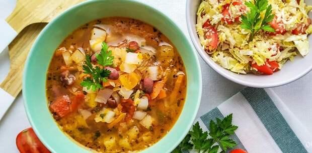 Постные щи из квашеной капусты: исконно русское блюдо