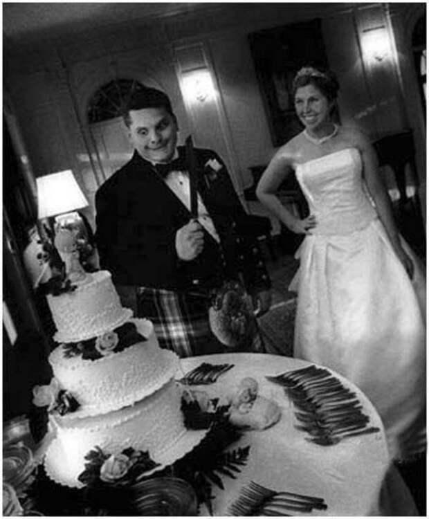 Когда у свадебного фотографа отличное чувство юмора