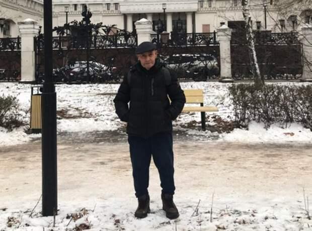 Пенсионер из Хорошёво-Мнёвников ежедневно проходит десятки километров