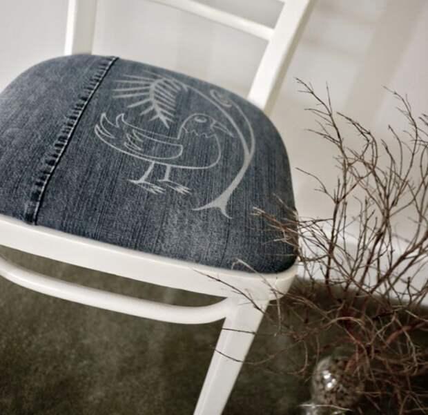Что сшить из старых джинсов (подборка)