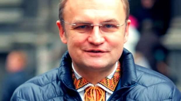 Деграданту Садовому предложили поторговать с Германией костями гитлеровцев