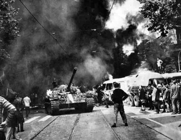 Пражская весна 68-го, неудобные для чехов вопросы