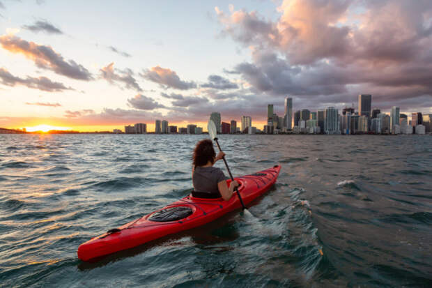 Путешествие по Майами — пляжи, заповедники, музеи
