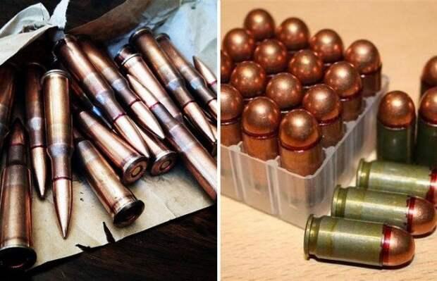 Почему пистолетные пули «тупые», а винтовочные «острые»?
