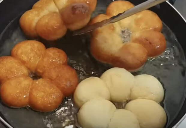 Смешали стакан молока и сахар: пончики готовы за 10 минут