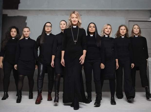 """""""Дар священства даётся мужчине"""": В РПЦ высказались о шведских женщинах-священниках"""