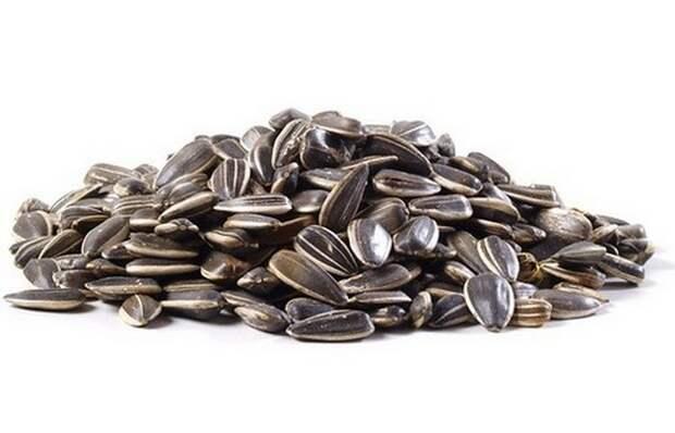 Несоленые семена подсолнечника снизят кровяное давление.