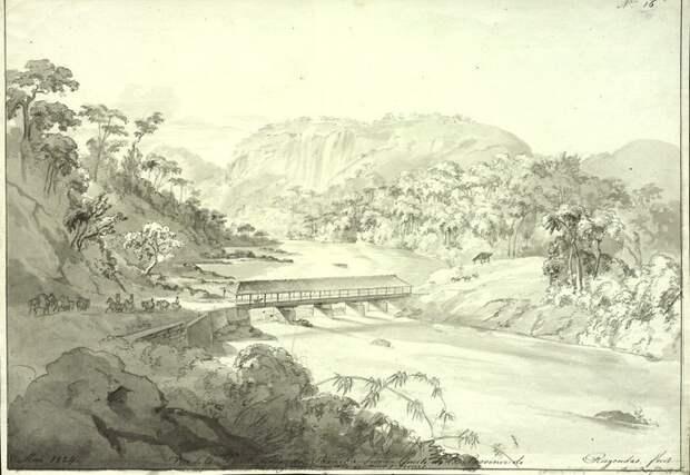 На границе провинции Рио-де-Жанейро