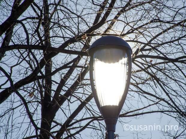 В Ижевске могут заменить до 2,5 тыс уличных светильников на светодиодные в ближайшие два года