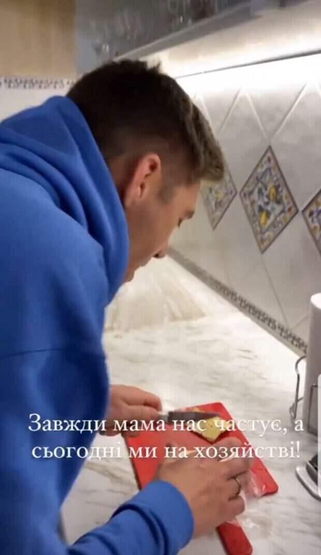 """Новая жена ведущего шоу """"Маска"""" Остапчука показала семейные кадры из дома матери: """"Нет ничего лучше"""""""