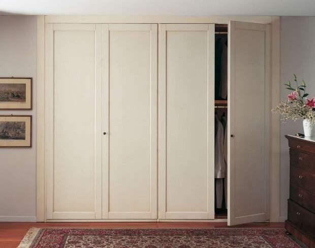 Двери в нишу: виды и особенности (24 фото)