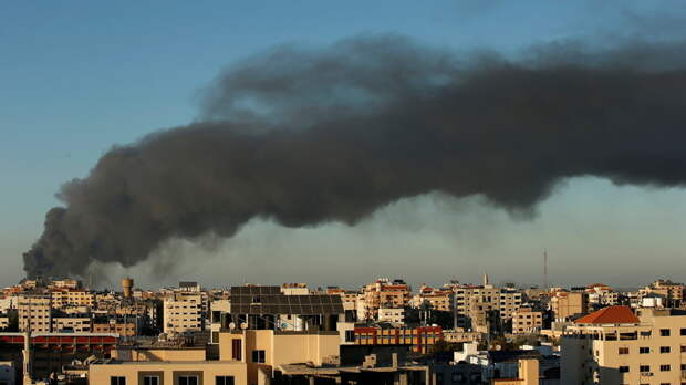 В Израиле сообщили о нанесении удара по дому главы штаба спецопераций ХАМАС
