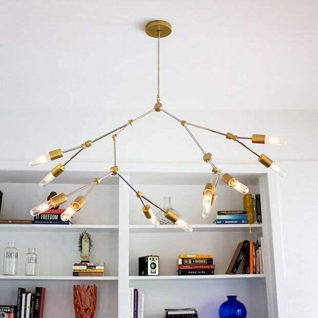 Освещение дома: идеи для вдохновения