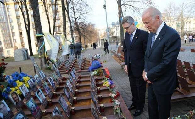 Американский ярлык: Байден санкционировал новые убийства на Украине?