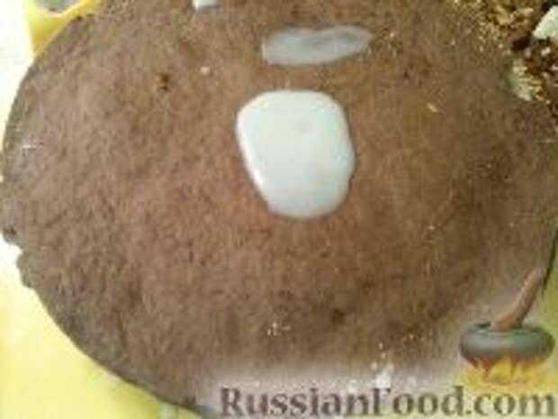 Фото приготовления рецепта: Торт «Новинка» - шаг №10