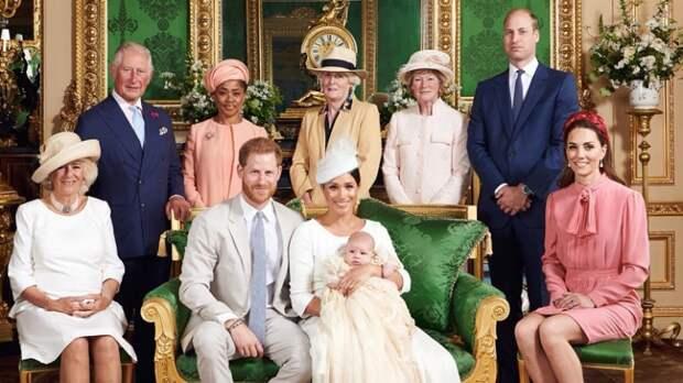 Королевская швея первая узнает имя нового британского монарха