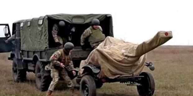 ВСУ «поиграли мышцами» вблизи Крыма после отвода российских войск