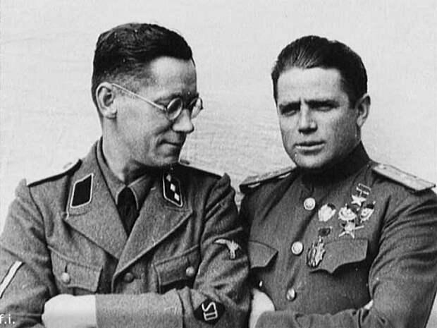 Агент «Таврин»: какого советского предателя немцы отправили ликвидировать Сталина