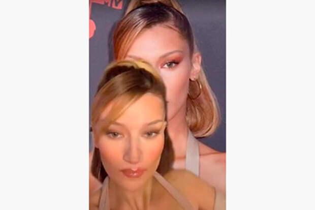 Внешнее сходство девушки с самой красивой женщиной в мире прославило ее в сети