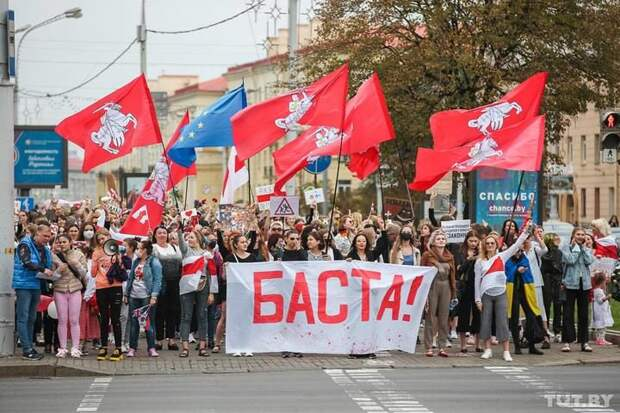 Белоруссия. Рутинизация протеста