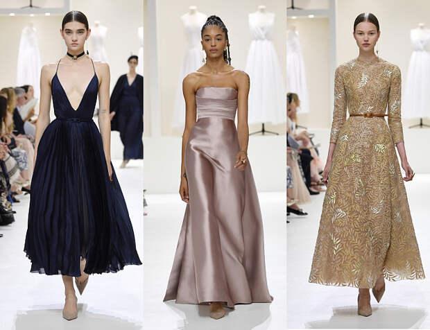 Показ Dior Haute Couture 2018/2019 фото фото № 5