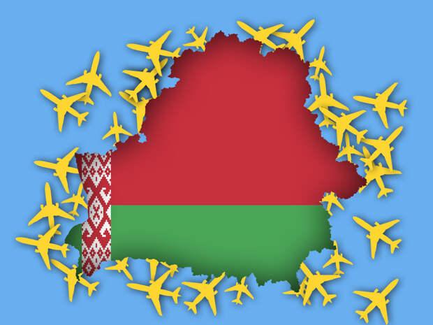 Запад пока не ударил, а лишь «шлепнул» Белоруссию