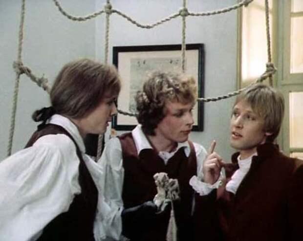 Кадр из фильма «Гардемарины, вперед!»