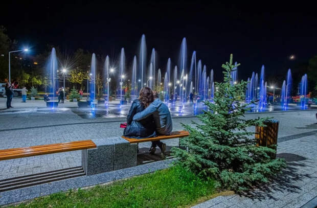 С сегодняшнего дня в Кишиневе начнут работать фонтаны