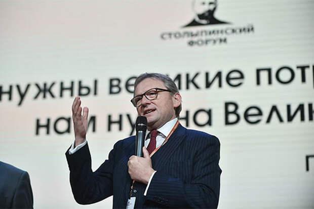 Борис Титов: «Сначала изменить экономику, сделать ее свободной, вместе с этим будет меняться и государство, будет изменяться качество среднего класса, общественных институтов»