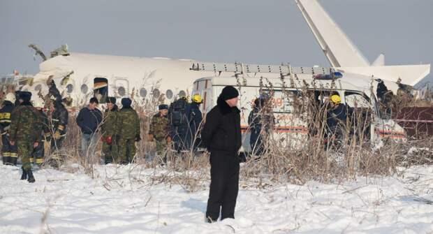 Bek Air, чей самолет рухнул под Алма-Атой, подделывала сертификаты пилотов