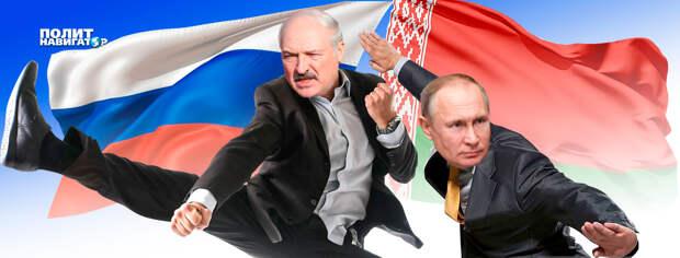 Страны евроатлантического блока не в состоянии справиться с 10-миллионной Белоруссией. К такому выводу, передает...