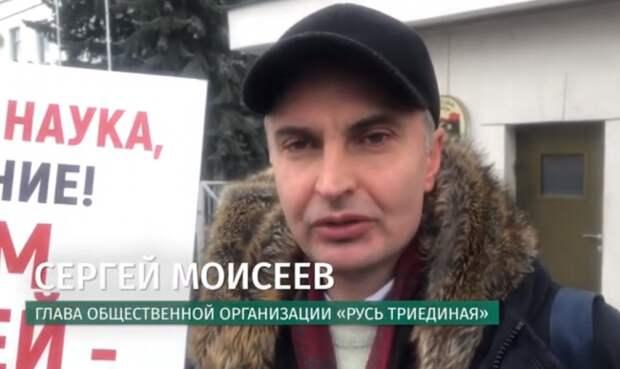 Пикеты у посольства Ливии. Активисты требуют освободить россиян